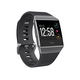 Часы Fitbit Ionic Charcoal/Smoke Gray