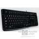 Logitech 920-002522  Keyboard K120 Black USB