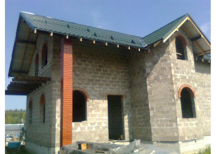 Шугарово дом, построенный газобетона или ячеистого бетона дороже дешевле кирпичного