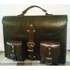 мужская мини-сумка кожаная - Сумки.