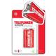 На склад поступили батарейки Telefunken alkaline, основное приимущество...