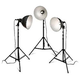 Rekam Light Kit Q-26K3 (3х250Вт)