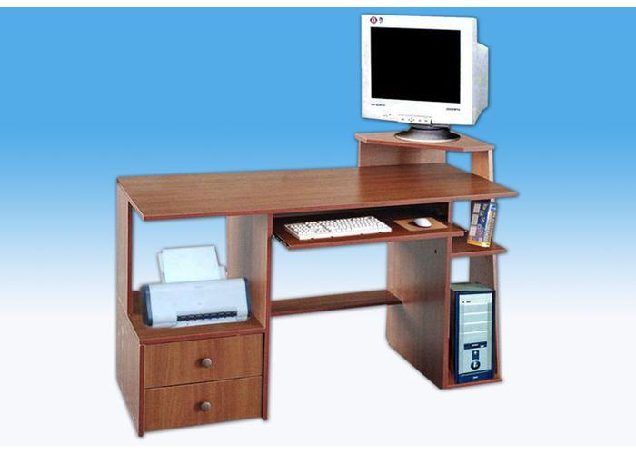 Стол компьютерный 2 с 2-мя ящиками купить по цене 3100.00 в .