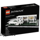 Lego Architecture 21009 Farnsworth House (Дом Фарнсворта) 2011