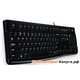 (920-002522) Клавиатура Logitech K120 For Business Black USB