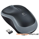 Мышь (910-002238) Logitech wireless mouse M185, Swift Grey
