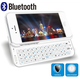 FS09310 for Apple iPhone 5 Sliding Bluetooth Keyboard Case with Backlight