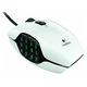 Logitech Logitech G600 MMO Gaming Mouse White USB