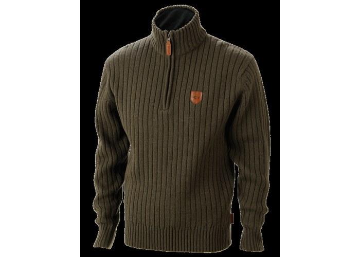 Вязание свитер для рыбака 5