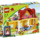 Lego Duplo 5639 Family House (Дом для Cемьи) 2009