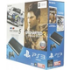 Игровая приставка Sony PlayStation 3 500 Gb + игры Uncharted, Gran Turismo 5