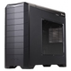 Корпус SilverStone Raven SST-RV02B-EW-USB3.0 Black Window ATX Без БП