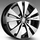 Колесные диски Racing Wheels H-364 7,0\R16 4*108 ET40 d67,1 BK F/P