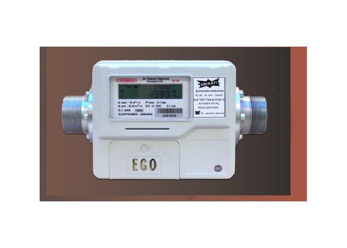 запорный клапан газовый g10